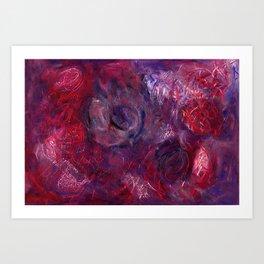 feventh Art Print