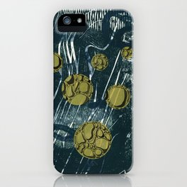 Liberated series, #4 iPhone Case