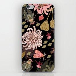 Boho Bugs iPhone Skin
