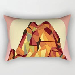 TOUCHING THE VOID Rectangular Pillow