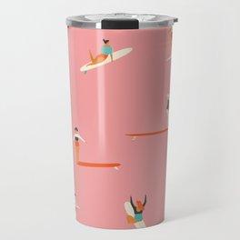 Surf sistas Travel Mug
