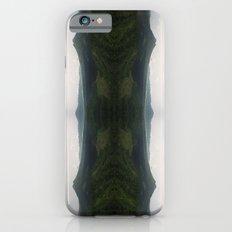 mountain flip iPhone 6s Slim Case