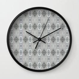 SnowFray Wall Clock