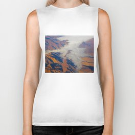 Misty Mountains Biker Tank