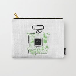 Green Perfume 2 Carry-All Pouch