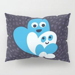 Happy Hearts Family Pillow Sham