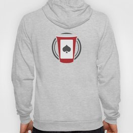 Red Solo Cup/Drinking Game Logo Hoody