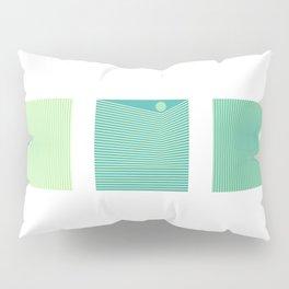 Triptique Minimaliste Pillow Sham