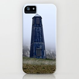 Samphire Hoe Tower iPhone Case