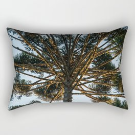 Araucaria branches II Rectangular Pillow