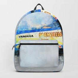 The Hawaiian Backpack