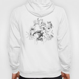 Ink Thoughts Four Hoody