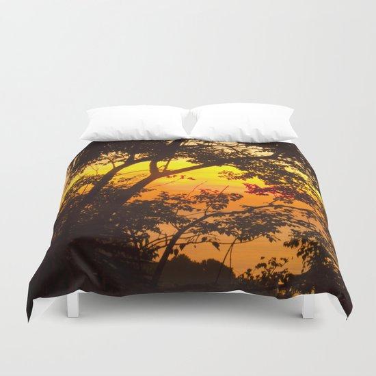 tropical Duvet Cover