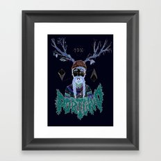 PORTLAND I Framed Art Print