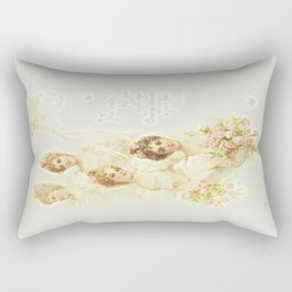 The Bridemaids Rectangular Pillow