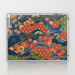 Japan Quilt Laptop & iPad Skin