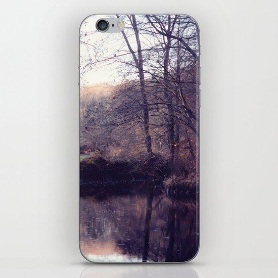 still water iPhone Skin
