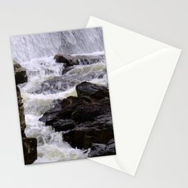 Lowell Tannery Hydro Dam Spring Rush Stationery Cards