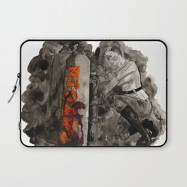 Incoming Zombies Laptop Sleeve