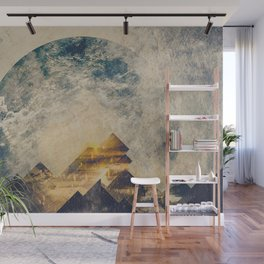 One mountain at a time Wall Mural