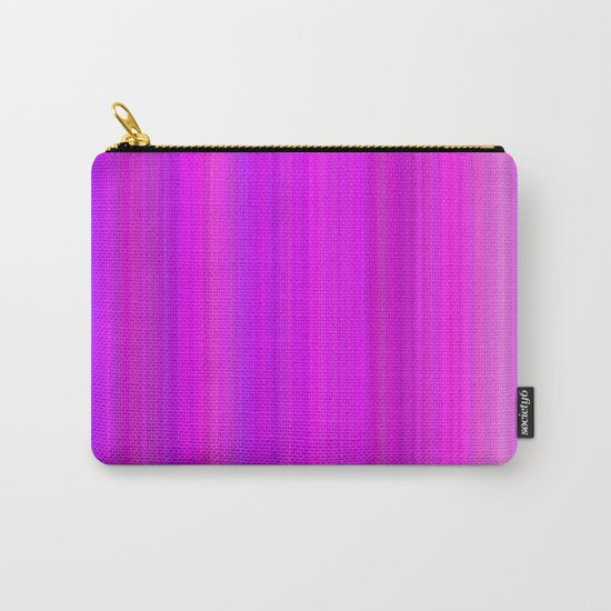Vertical gradient Carry-All Pouch