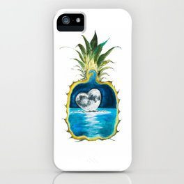 When I met you in the summer iPhone Case