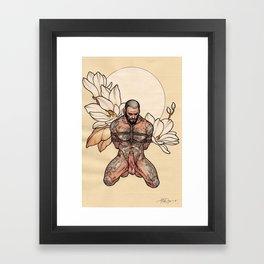 Humbled Framed Art Print