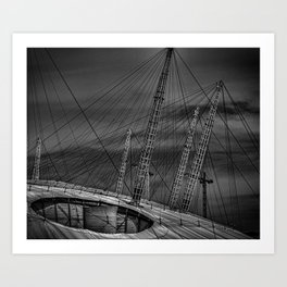 The Dome Art Print