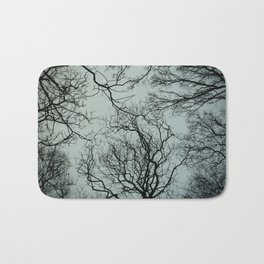 Lift Me Up To Winter Skies Bath Mat