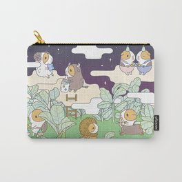 Bubu Horoscope Land Carry-All Pouch