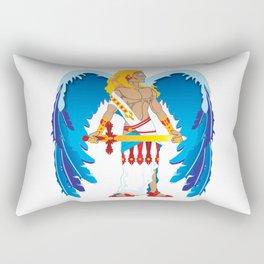 St. Michael Rectangular Pillow