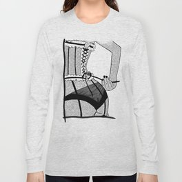 La femme n.7 Long Sleeve T-shirt