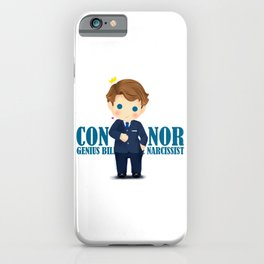 Connor - Chibi Version iPhone Case