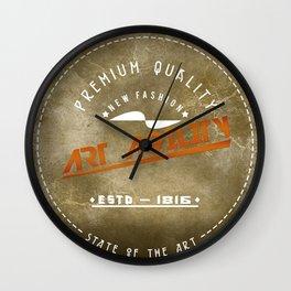 Art Agility Premium Quality Retro Wall Clock
