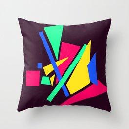 Four Three Throw Pillow