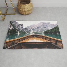Mountain Lake Rug