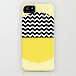 Moiety Yellow iPhone Case