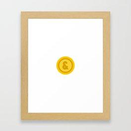 Investing   Pump and Dump Framed Art Print