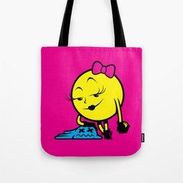 Ms. Pac-Man Tote Bag