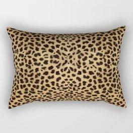 Leopard Skin Rectangular Pillow
