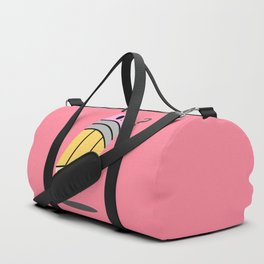 Confused Pencil Duffle Bag