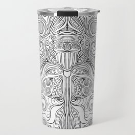 Subconscious Garden Travel Mug