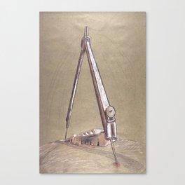 Claus Compas 1 Canvas Print