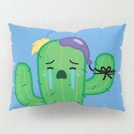 Cactus - Crying Pillow Sham