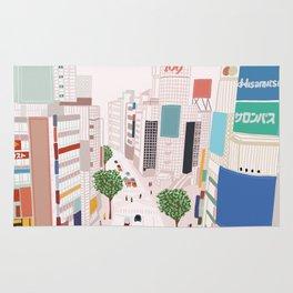 Shibuya 109 Rug