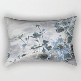 beach thistle Rectangular Pillow