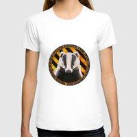 hufflepuff T-shirts featuring Hufflepuff by Brilyeon