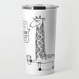 Giraffee Travel Mug