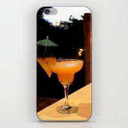 Umbrella Drink iPhone Skin