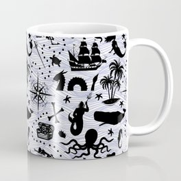 High Seas Adventure // Coffee Mug